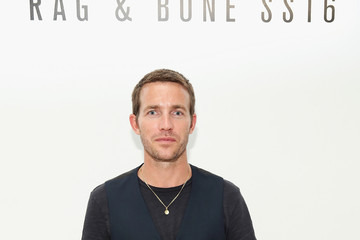 David Neville Guests Attend the rag & bone SS16 Menswear Event