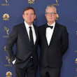 David Nicholls 70th Emmy Awards - Arrivals