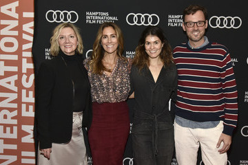 David Nugent Anne Chaisson 2019 Hamptons International Film Festival - Day Two