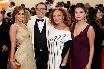 David O. Russell Red Carpet Arrivals at the Met Gala — Part 3