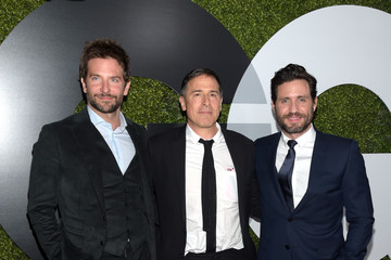 David O. Russell Bradley Cooper GQ Men Of The Year Party - Arrivals