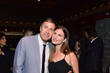 David O. Russell Haute Living along with Dr. Gabriel Chiu & Christine Chiu Host Pre-Oscars Dinner for David O. Russell with Perrier-Jouet