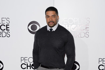 David Otunga Arrivals at the People's Choice Awards — Part 3