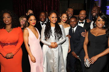 David Oyelowo Ava DuVernay 46th NAACP Image Awards Presented By TV One - Backstage And Audience