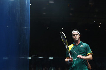 David Palmer 20th Commonwealth Games: Squash