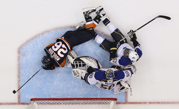 St. Louis Blues v New York Islanders []