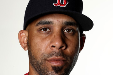 David Price Boston Red Sox Photo Day