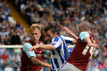 David Prutton Sheffield Wednesday v Burnley - Sky Bet Championship