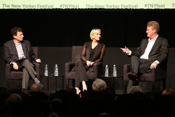 David Remnick The 2018 New Yorker Festival - MSNBC Hosts Joe Scarborough And Mika Brzezinski In Conversation With The New Yorker's David Remnick