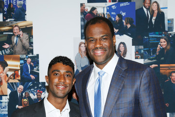 David Robinson Annual Charity Day Hosted By Cantor Fitzgerald, BGC and GFI - Cantor Fitzgerald Office - Arrivals