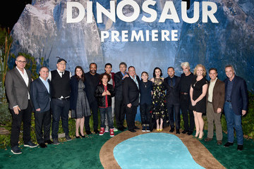 David Sameth World Premiere of Disney-Pixar's 'The Good Dinosaur' at El Capitan Theatre