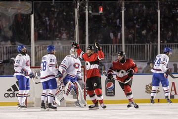 David Schlemko 2017 Scotiabank NHL 100 Classic - Montreal Canadiens v Ottawa Senators