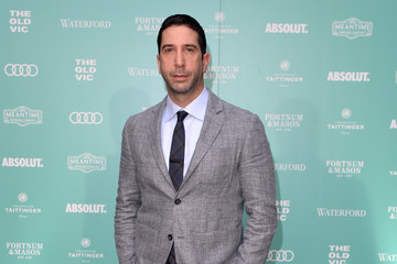 David Schwimmer Summer Gala for The Old Vic