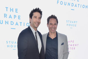 David Schwimmer The Rape Foundation Annual Brunch Benefiting The Rape Treatment Center And Stuart House At Santa Monica-UCLA Medical Center
