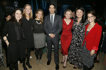 David Schwimmer Vital Voices Global Partnership: 2017 Voices Against Solidarity