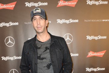 David Schwimmer Rolling Stone Live: Houston Presented by Budweiser and Mercedes-Benz. Produced in Partnership With Talent Resources Sports. - Arrivals