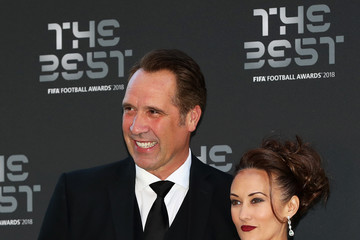 David Seaman The Best FIFA Football Awards - Green Carpet Arrivals