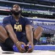 David Sharpe NFL Combine - Day 3