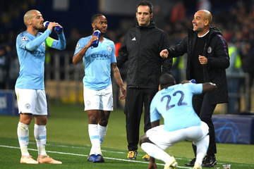 David Silva FC Shakhtar Donetsk vs. Manchester City - UEFA Champions League Group F