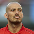David Silva Spain v Switzerland - International Friendly