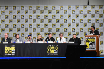 David Silverman 'The Simpsons' Panel at Comic-Con International 2015