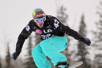 David Speiser Snowboard FIS World Cup