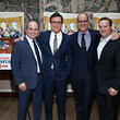 David Stapf Stephen Colbert, Chris Light and R.J. Fried Host an Exclusive Screening of 'Our Cartoon President'