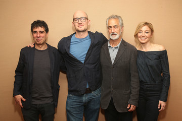 David Strathairn TCA for AMC - Session Green Room