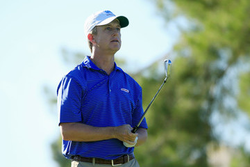 David Toms Charles Schwab Cup Championship - Round Two