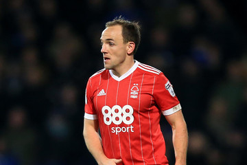 David Vaughan Ipswich Town v Nottingham Forest - Sky Bet Championship