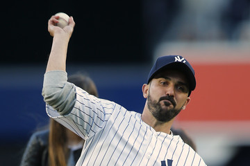 David Villa Toronto Blue Jays v New York Yankees