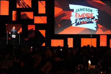 David Walliams Jameson Empire Awards 2016 - Awards Show