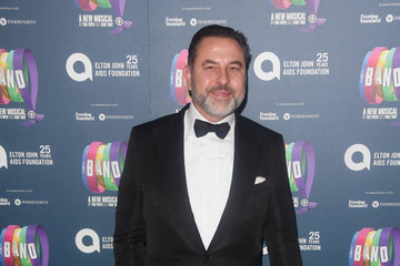 David Walliams 'The Band' Charity Gala Performance - Red Carpet Arrivals