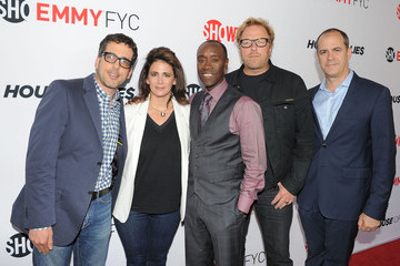 David Walpert Arrivals at the 'House of Lies' Panel Discussion