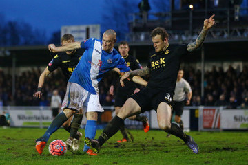 David Wheater Eastleigh v Bolton Wanderers - The Emirates FA Cup Third Round
