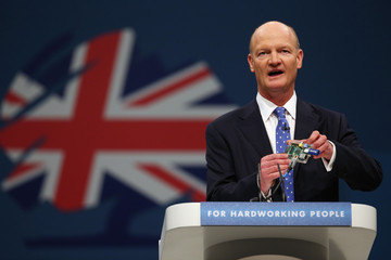 David Willetts The Conservative Party Annual Conference