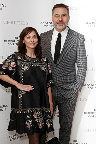 The George Michael Collection VIP Reception - Photocall