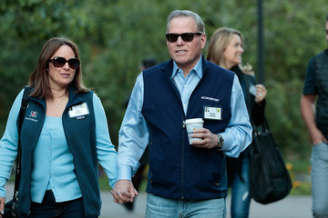 David Zaslav Annual Allan And Co. Investors Meeting Draws CEO's And Business Leaders To Sun Valley, Idaho