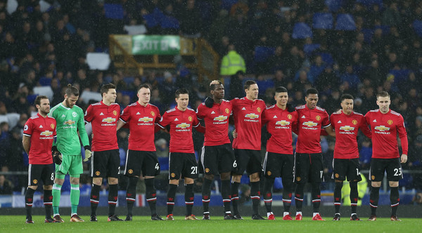 Everton v Manchester United - Premier League