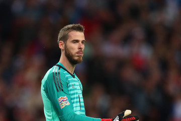 David de Gea England vs. Spain - UEFA Nations League A