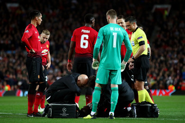 David de Gea Manchester United vs. Valencia - UEFA Champions League Group H