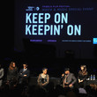 """Davis Coombe """"Keep On Keepin' On"""" World Premiere With Quincy Jones At The Tribeca Film Festival Exclusively For American Express Card Members"""