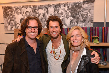 Davis Guggenheim Blake Mycoskie Hosts TOMS Opening Of Official Flagship Store On Venice's Abbot Kinney Blvd