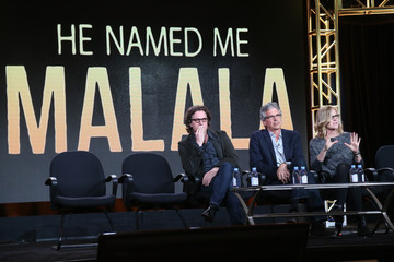 Davis Guggenheim Walter Parkes 2016 Winter TCA Tour - Day 2
