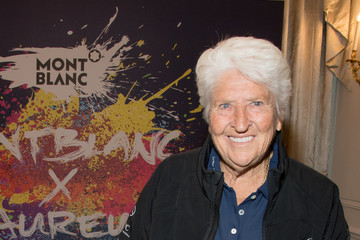 Dawn Fraser Montblanc Partners For Laureus Awards 2019 - Day One : Photocall