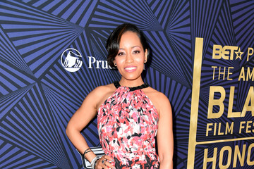 Dawn-Lyen Gardner BET Presents the American Black Film Festival Honors - Red Carpet