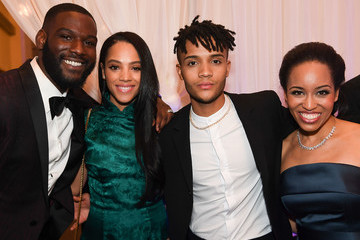 Dawn-Lyen Gardner 48th NAACP Image Awards -  After Party