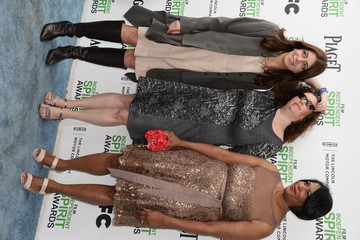 Dawn Porter 2014 Film Independent Spirit Awards - Arrivals