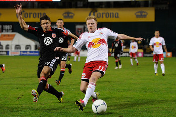 Dax McCarty New York Red Bulls v DC United - Eastern Conference Semifinals