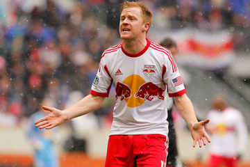 Dax McCarty DC United v New York Red Bulls